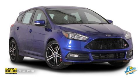 Certified Used Ford Focus ST
