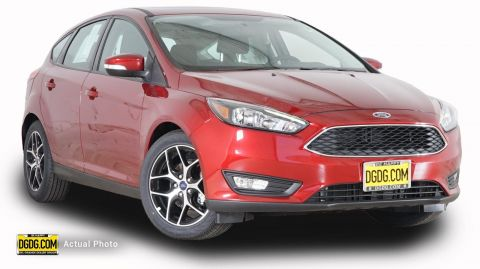 New Ford Focus SEL