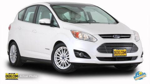 Certified Used Ford C-Max Hybrid SEL
