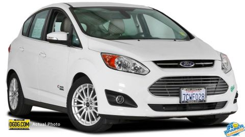 Certified Used Ford C-Max Energi SEL