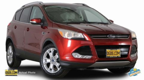 Certified Used Ford Escape Titanium