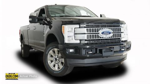 New Ford F-350SD Platinum