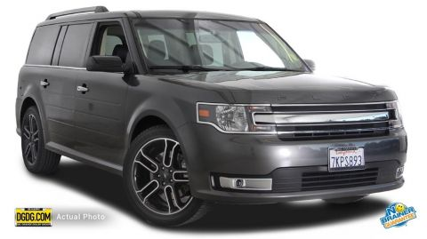 Certified Used Ford Flex SEL