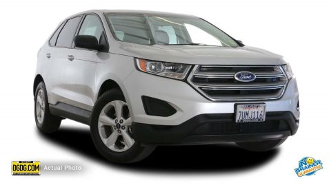 Certified Pre-Owned 2016 Ford Edge SE