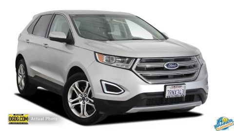 Certified Used Ford Edge Titanium