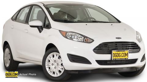 New Ford Fiesta S
