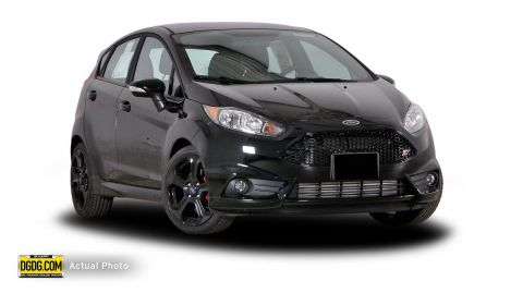New 2018 Ford Fiesta ST