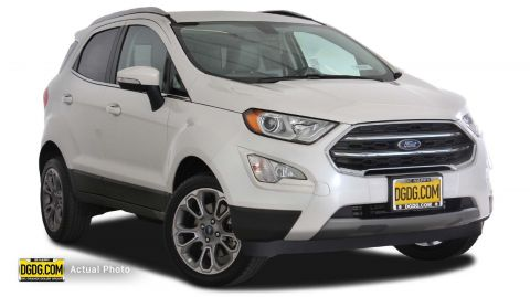 New Ford EcoSport Titanium