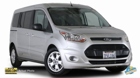 Certified Used Ford Transit Connect Wagon XLT