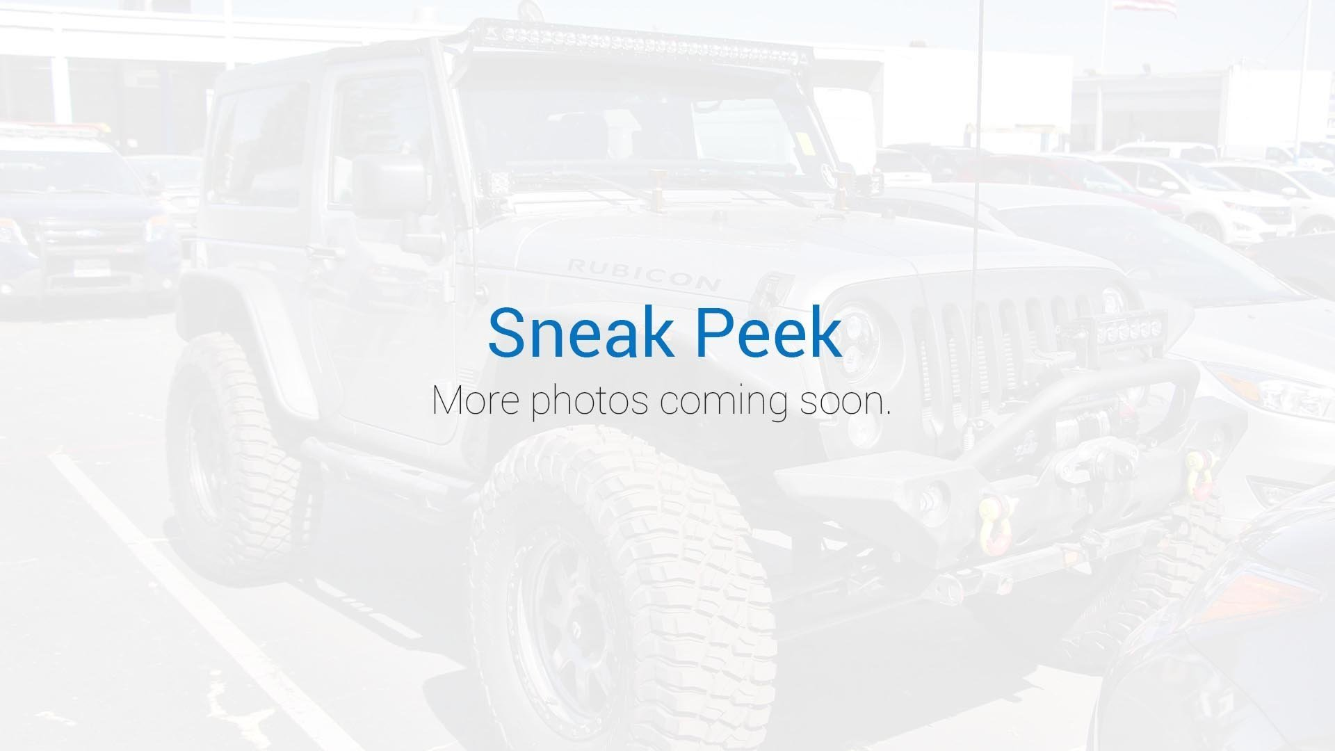 Pre-Owned 2015 Jeep Wrangler Rubicon