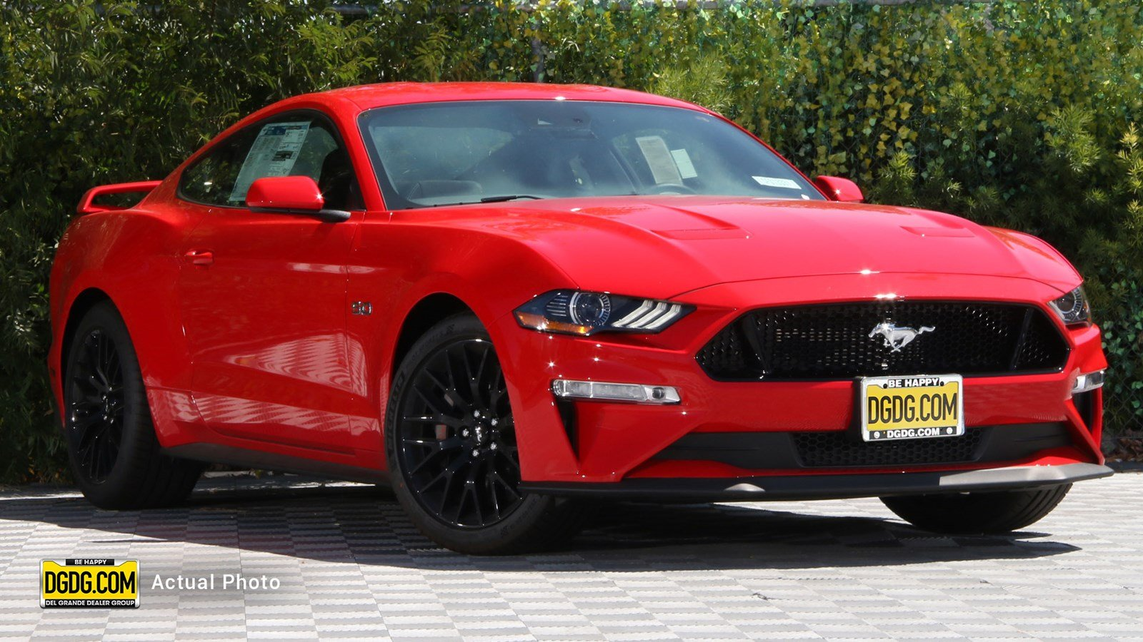 Ford Mustang Gt >> 2019 Ford Mustang Gt Rwd 2d Coupe