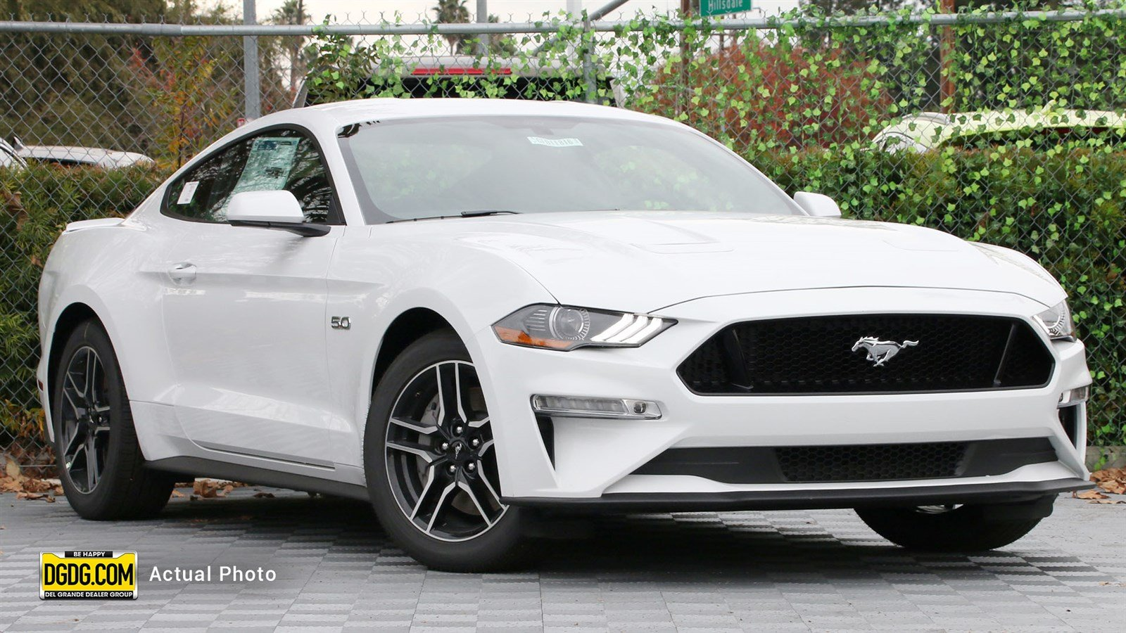 2019 ford mustang gt rwd 2d coupe