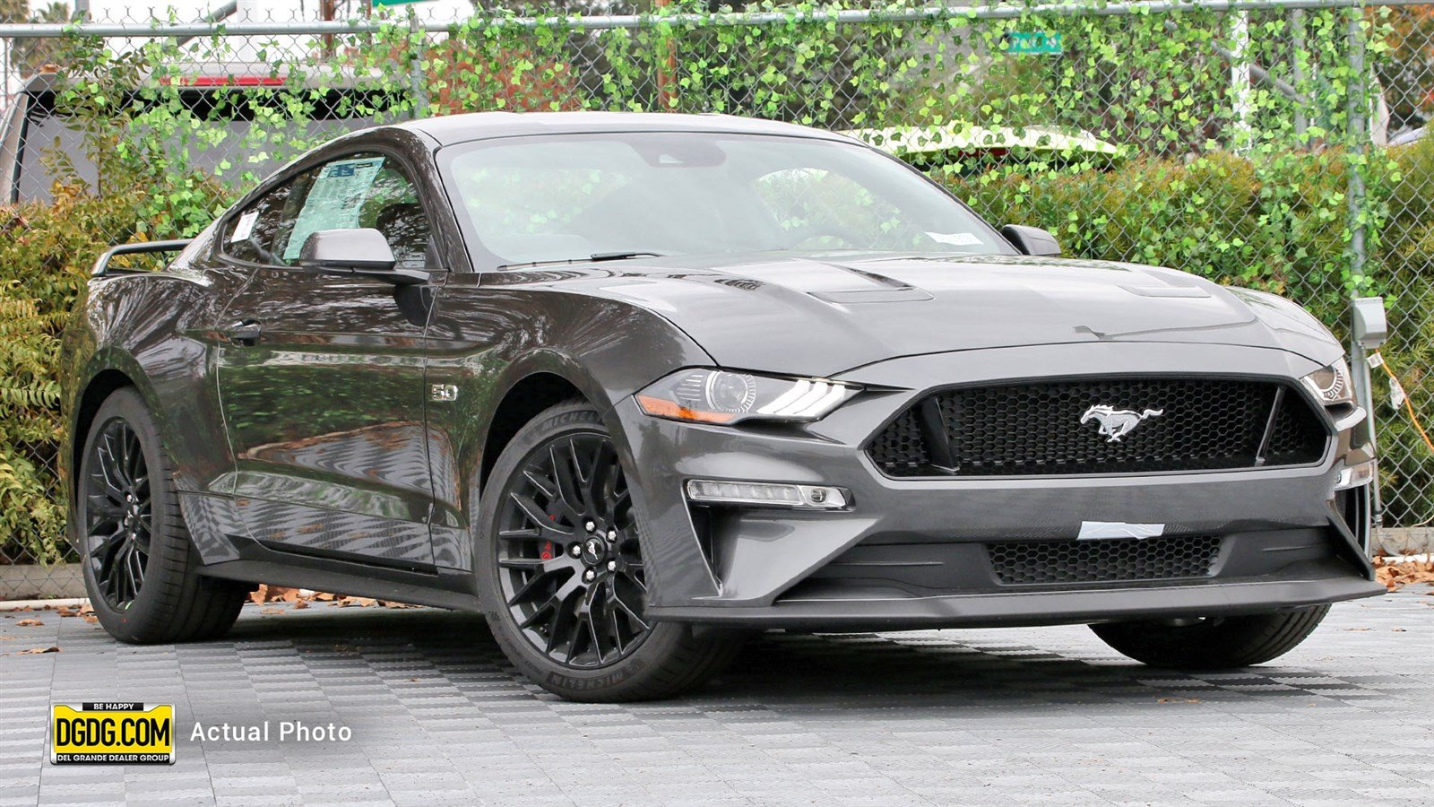 Ford Mustang Gt >> 2019 Ford Mustang Gt Premium With Navigation
