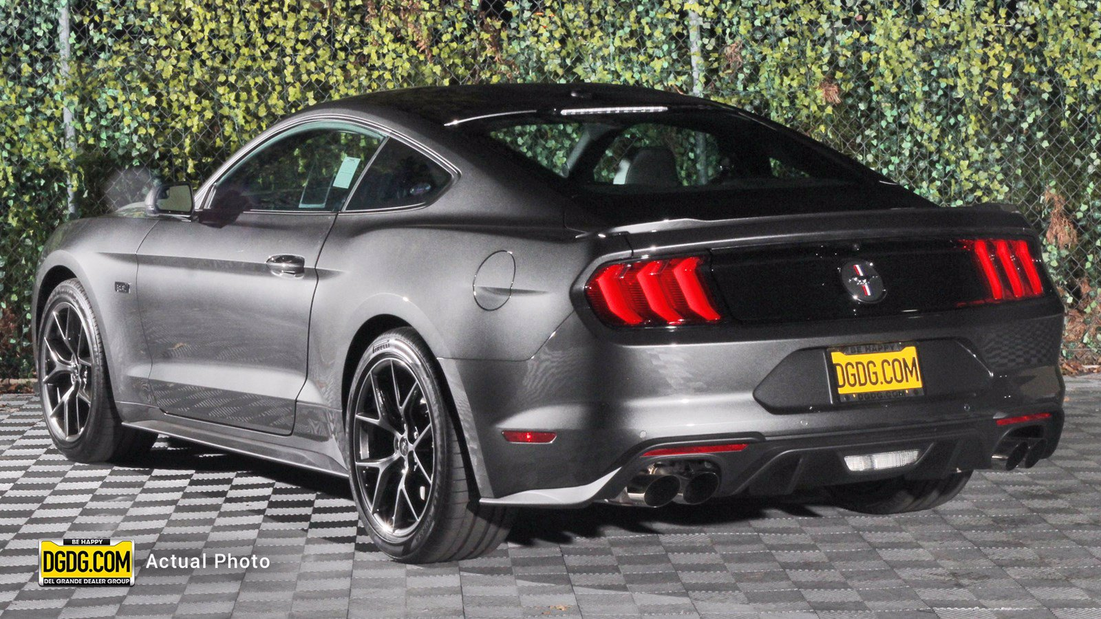 New 2020 Ford Mustang EcoBoost Premium