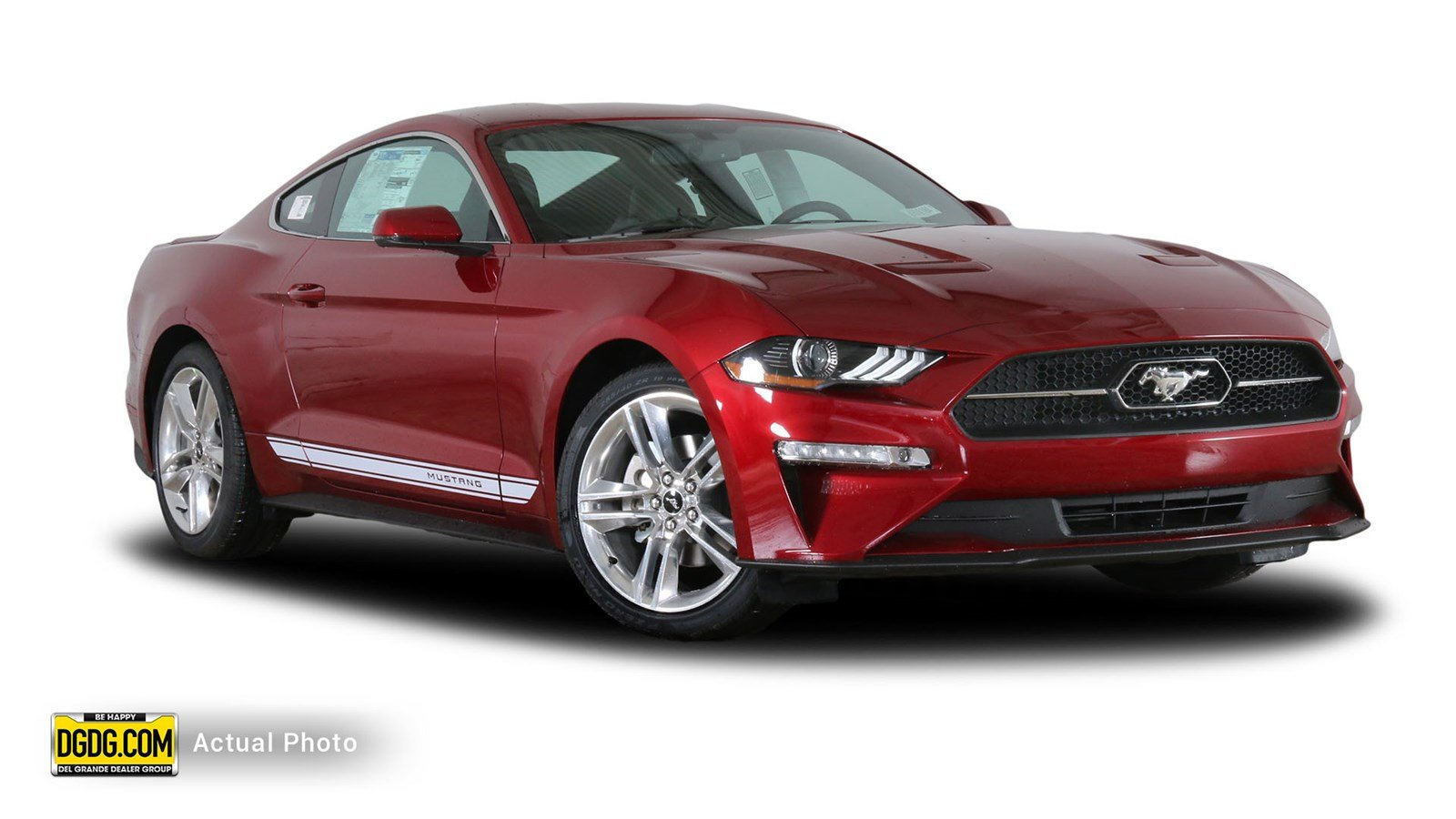 New 2018 Ford Mustang EcoBoost Premium 2D Coupe in San ...