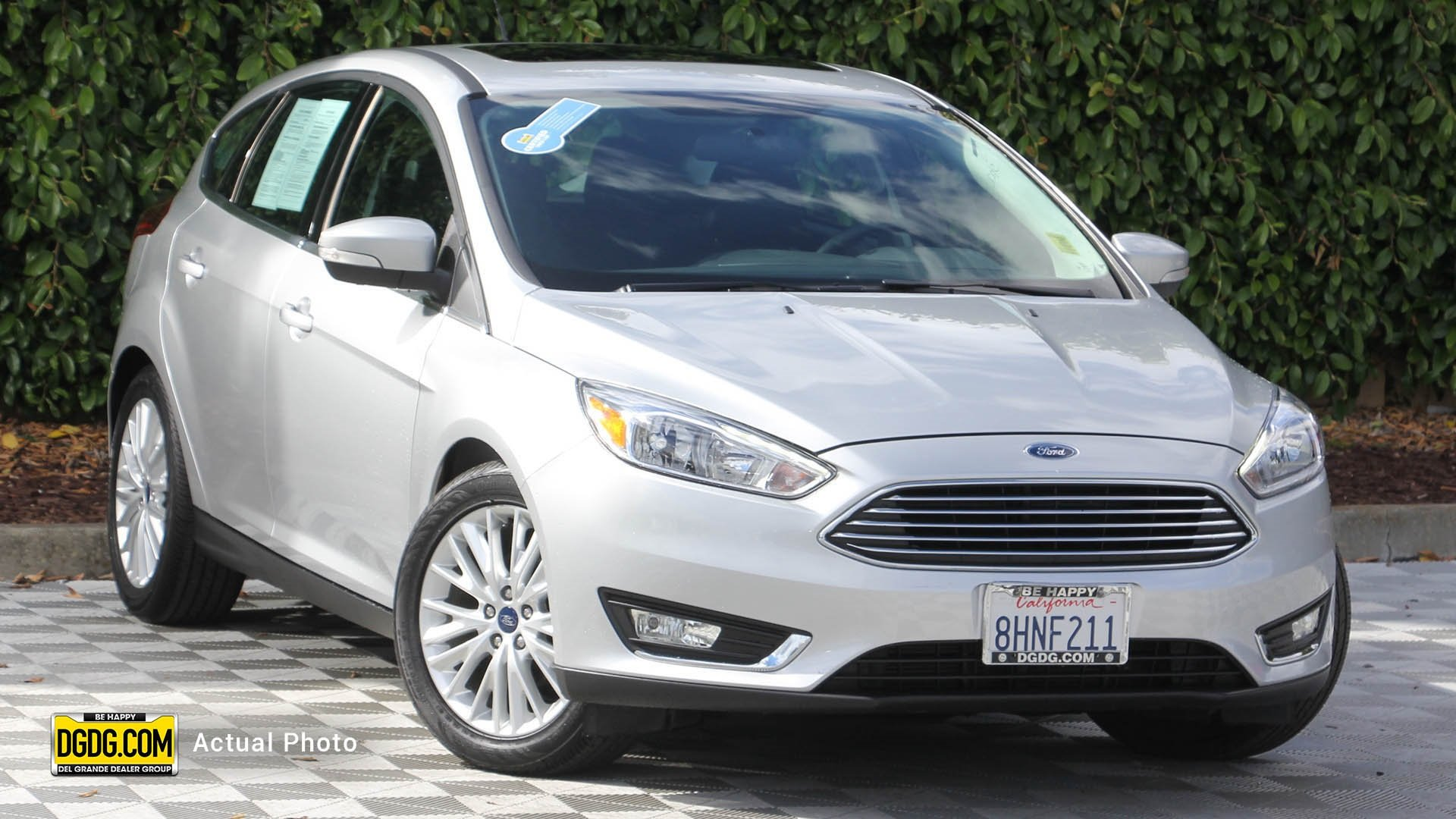 Pre Owned 2018 Ford Focus Anium