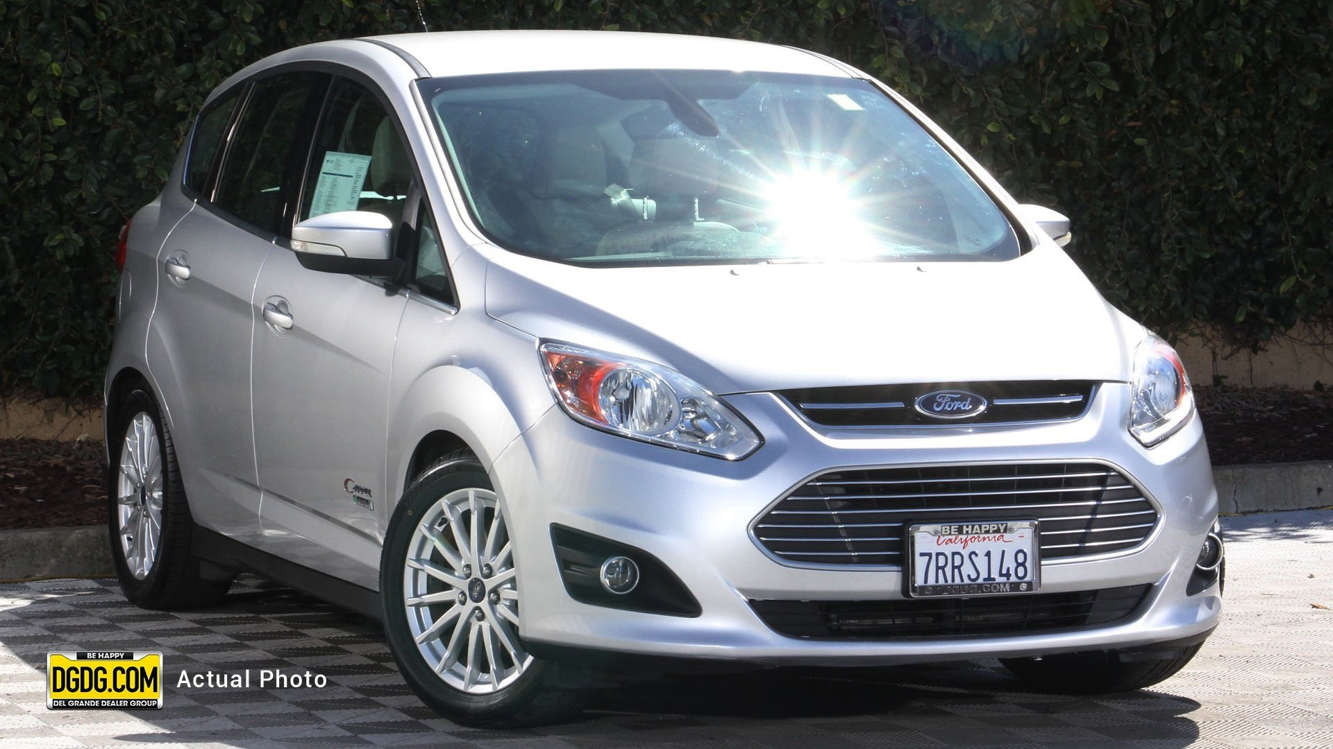 Certified Pre Owned 2016 Ford C Max Energi Sel