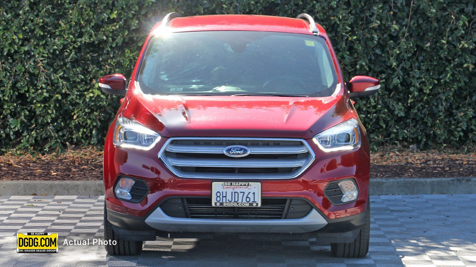 Certified Pre-Owned 2019 Ford Escape Titanium