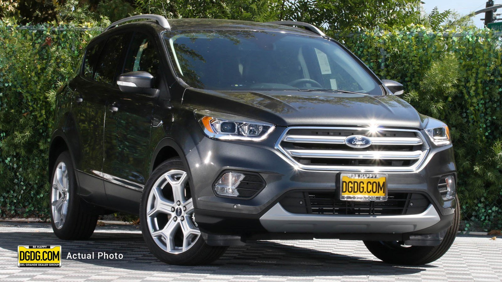 Ford Escape Titanium >> 2019 Ford Escape Titanium With Navigation