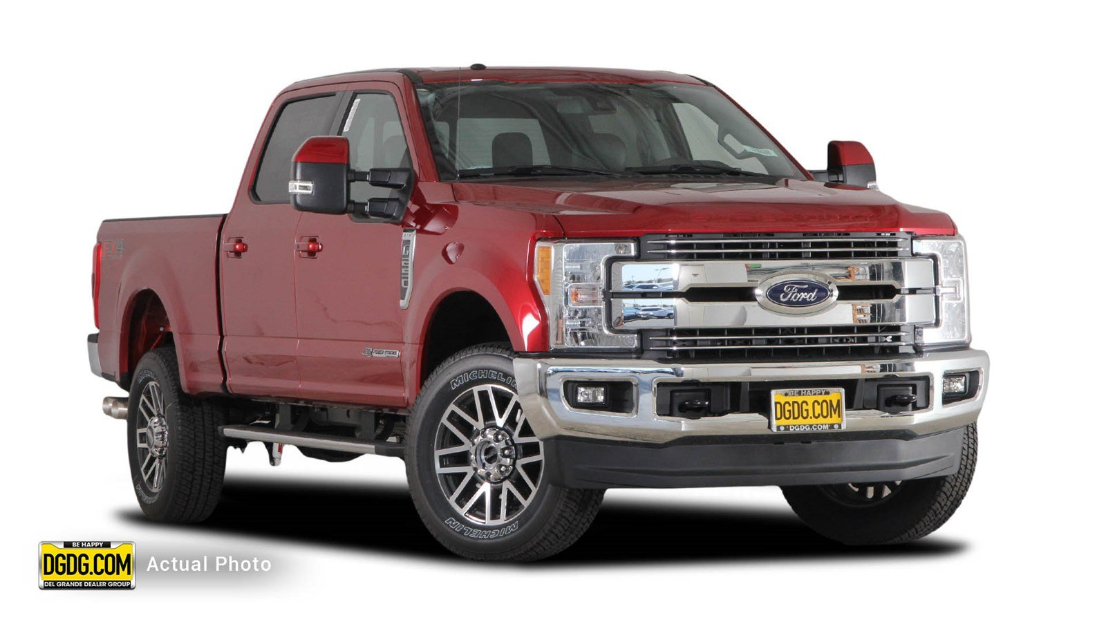 2017 Ford F-250SD Lariat w/ Navigation