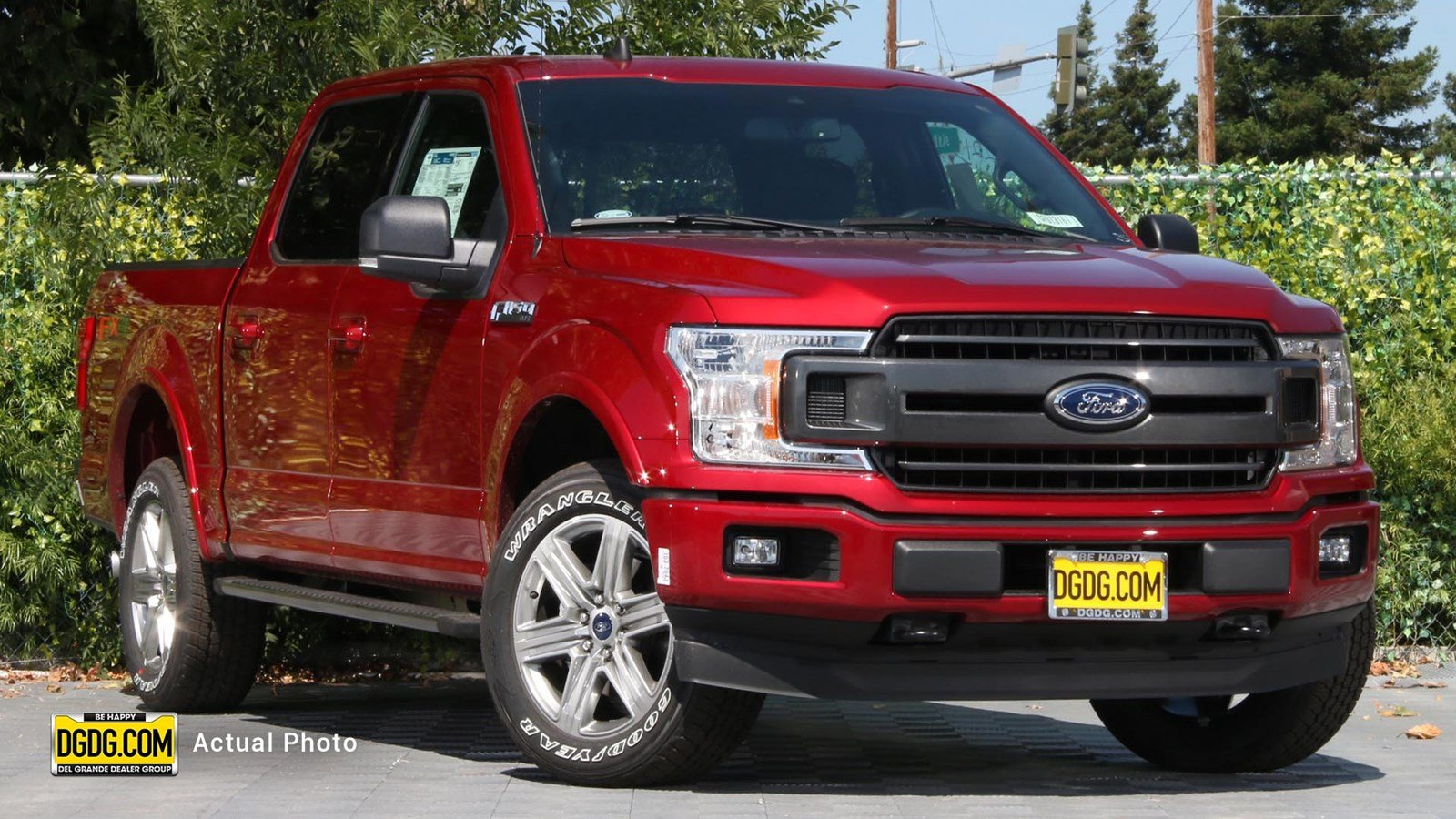 2019 Ford F 150 Xlt With Navigation 4wd
