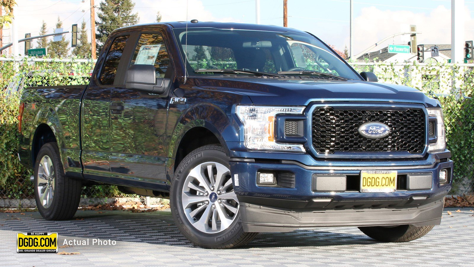 2018 Ford F-150 XL RWD Super Cab
