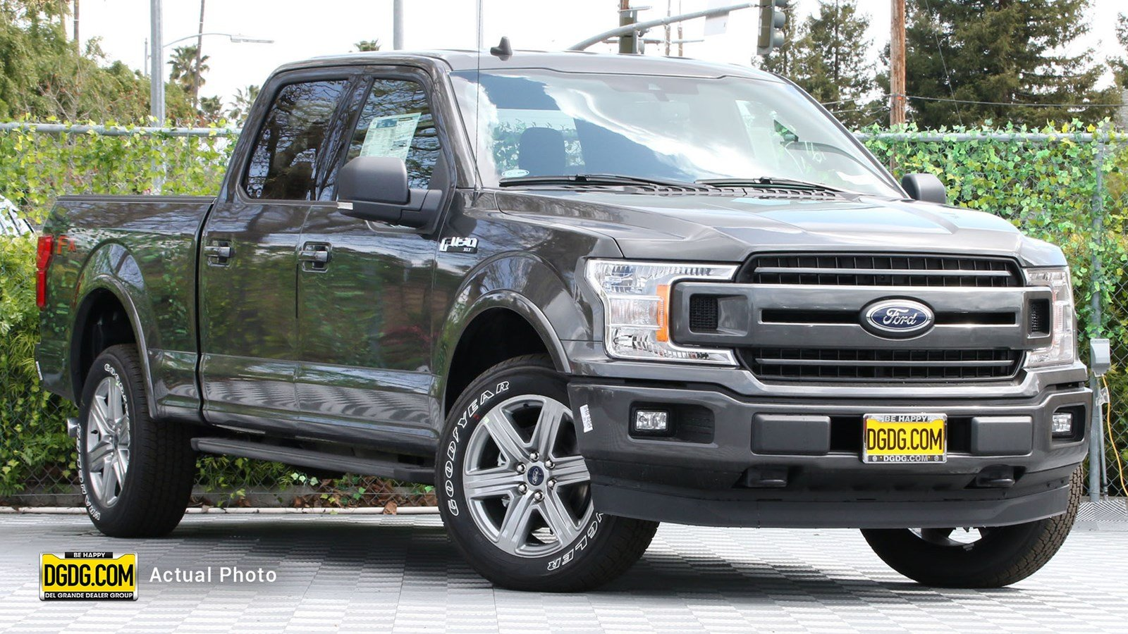 New 2019 Ford F 150 Xlt