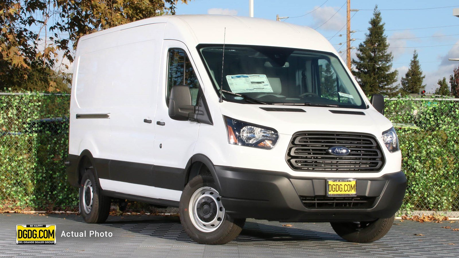 Ford Cargo Van For Sale >> New 2019 Ford Transit 250 Base 3d Medium Roof Cargo Van In San Jose