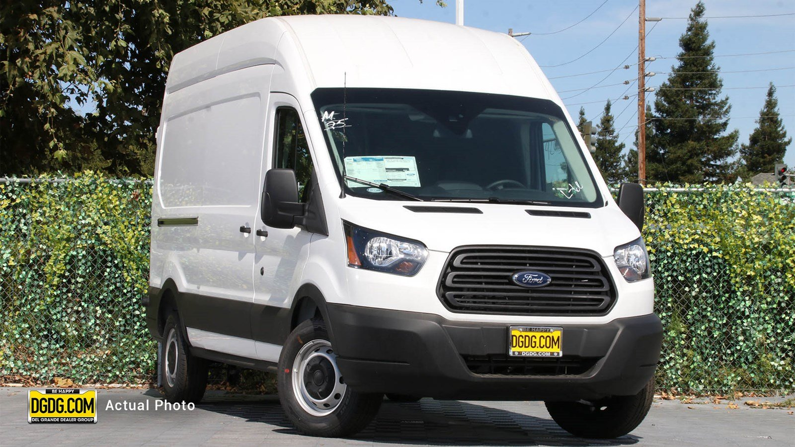 Ford Transit 250 >> 2019 Ford Transit 250 Base Rwd 3d High Roof Cargo Van