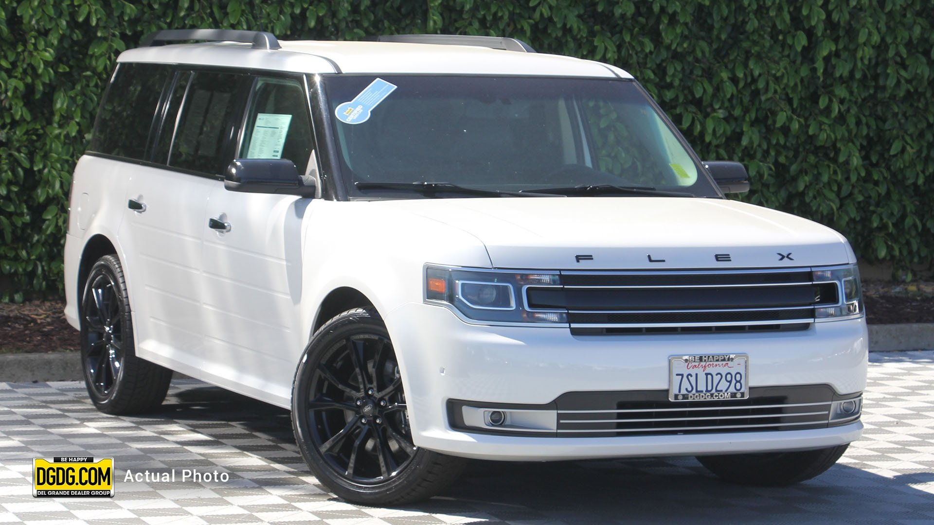 Certified Pre Owned 2016 Ford Flex Limited