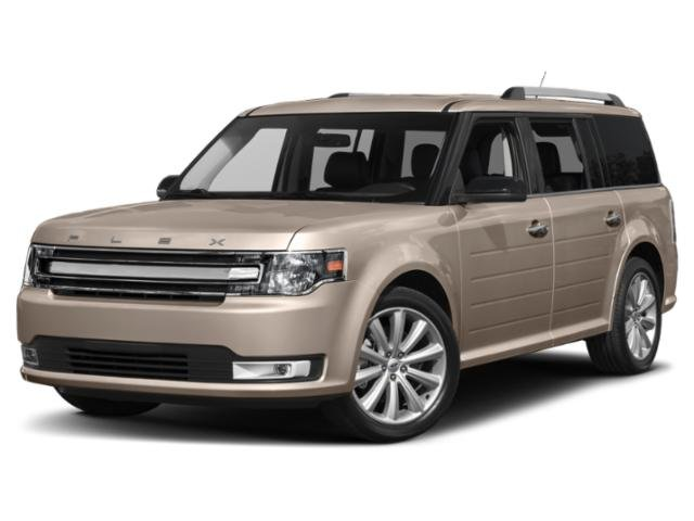 New 2019 Ford Flex Limited