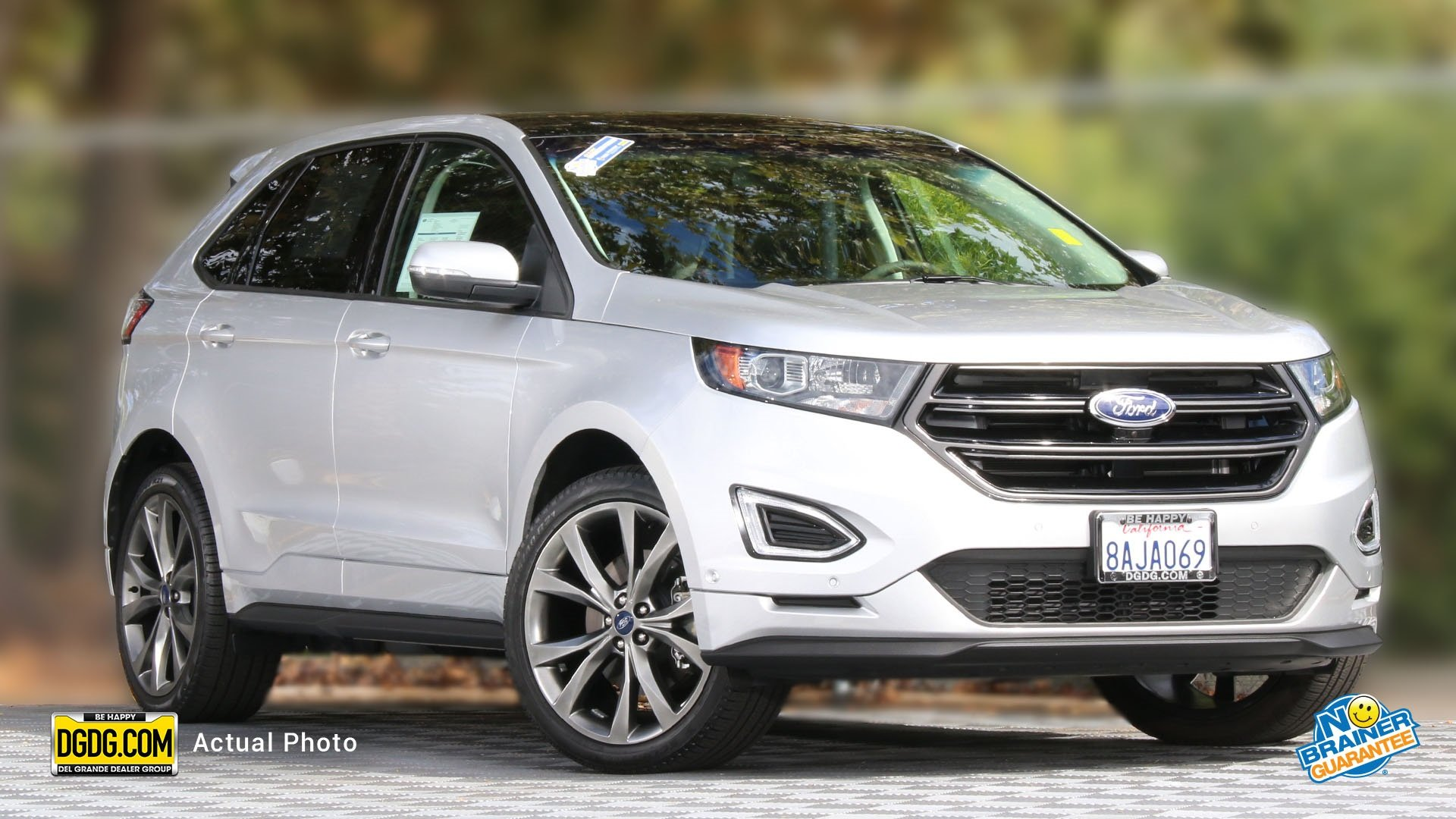 Certified Pre Owned  Ford Edge Sport