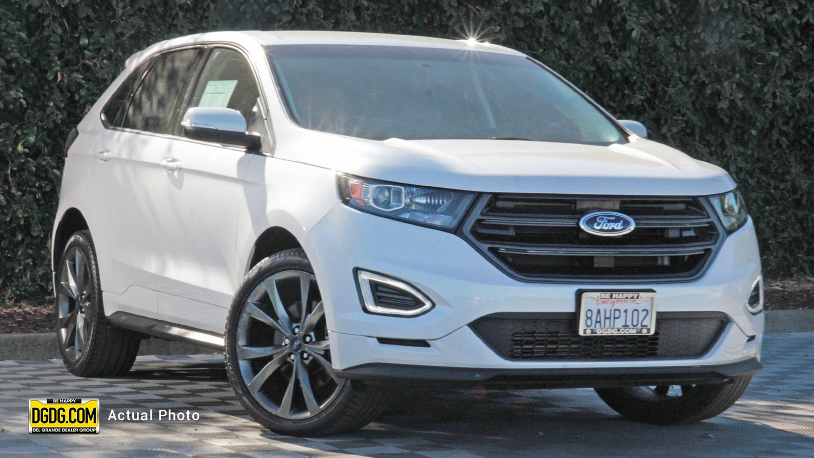 Certified Pre-Owned 2017 Ford Edge Sport
