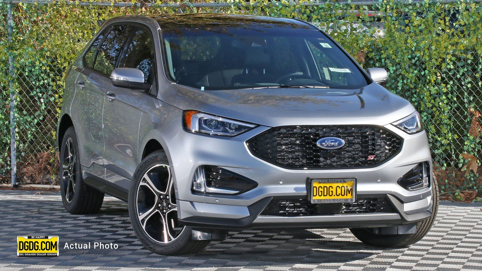 Capitol Ford San Jose >> 2020 Ford Edge St With Navigation Awd