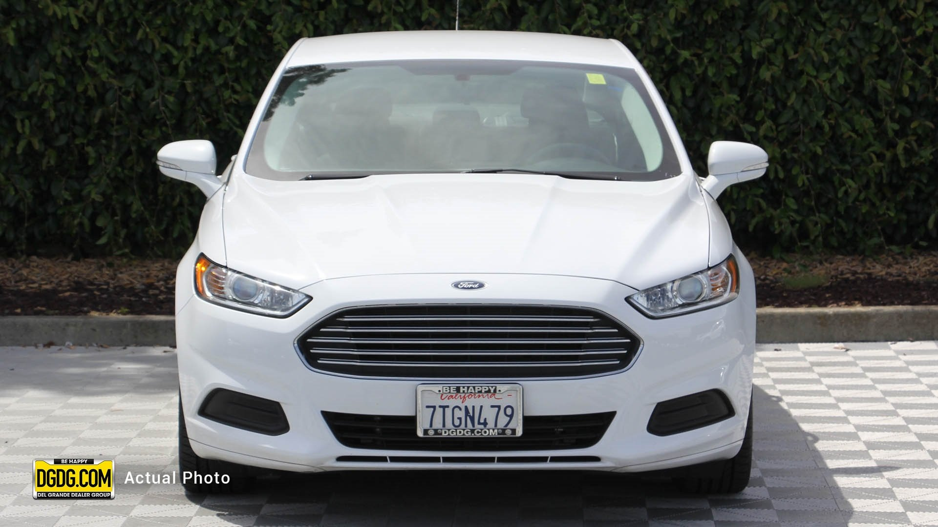 Certified Pre-Owned 2016 Ford Fusion SE Hybrid