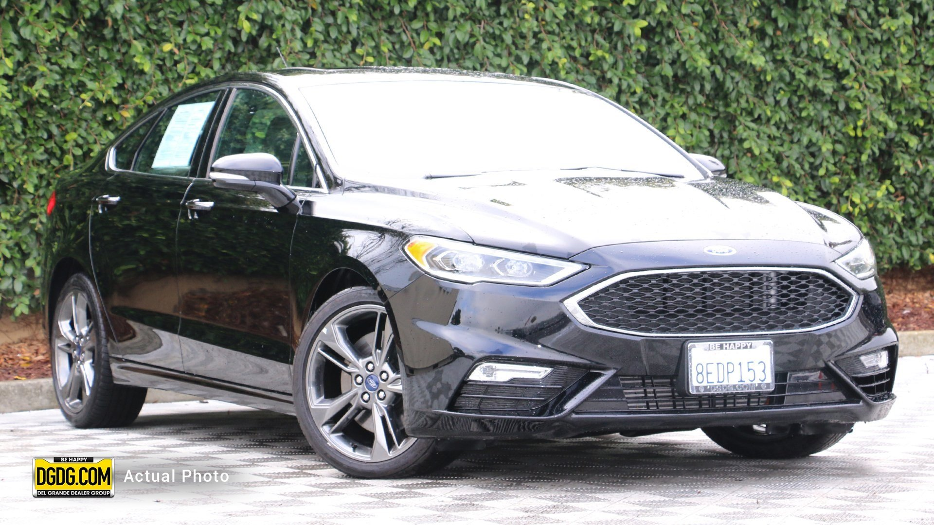 Pre-Owned 2018 Ford Fusion Sport