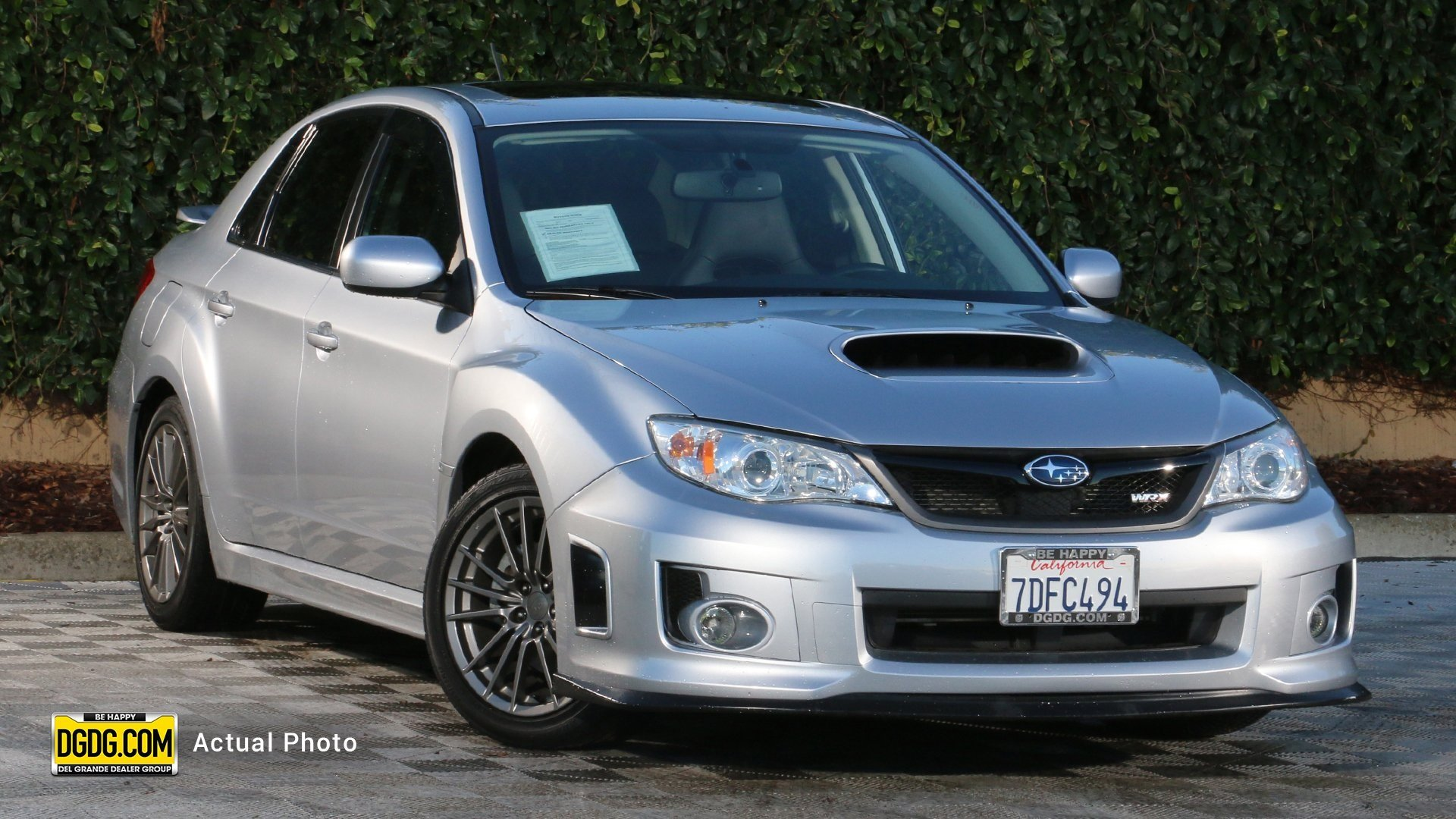Pre-Owned 2014 Subaru Impreza Sedan WRX WRX Limited