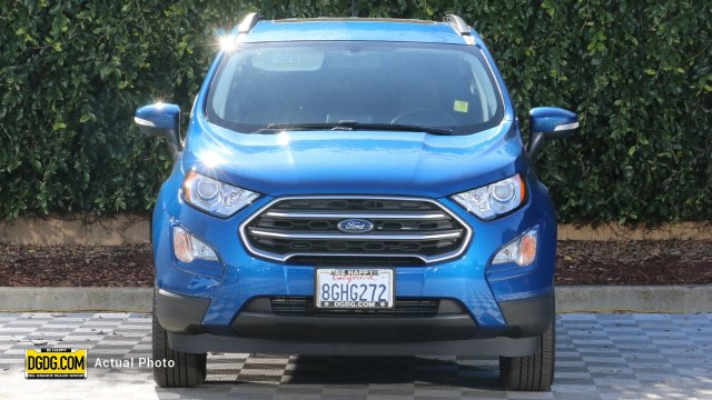 Pre-Owned 2018 Ford EcoSport SE