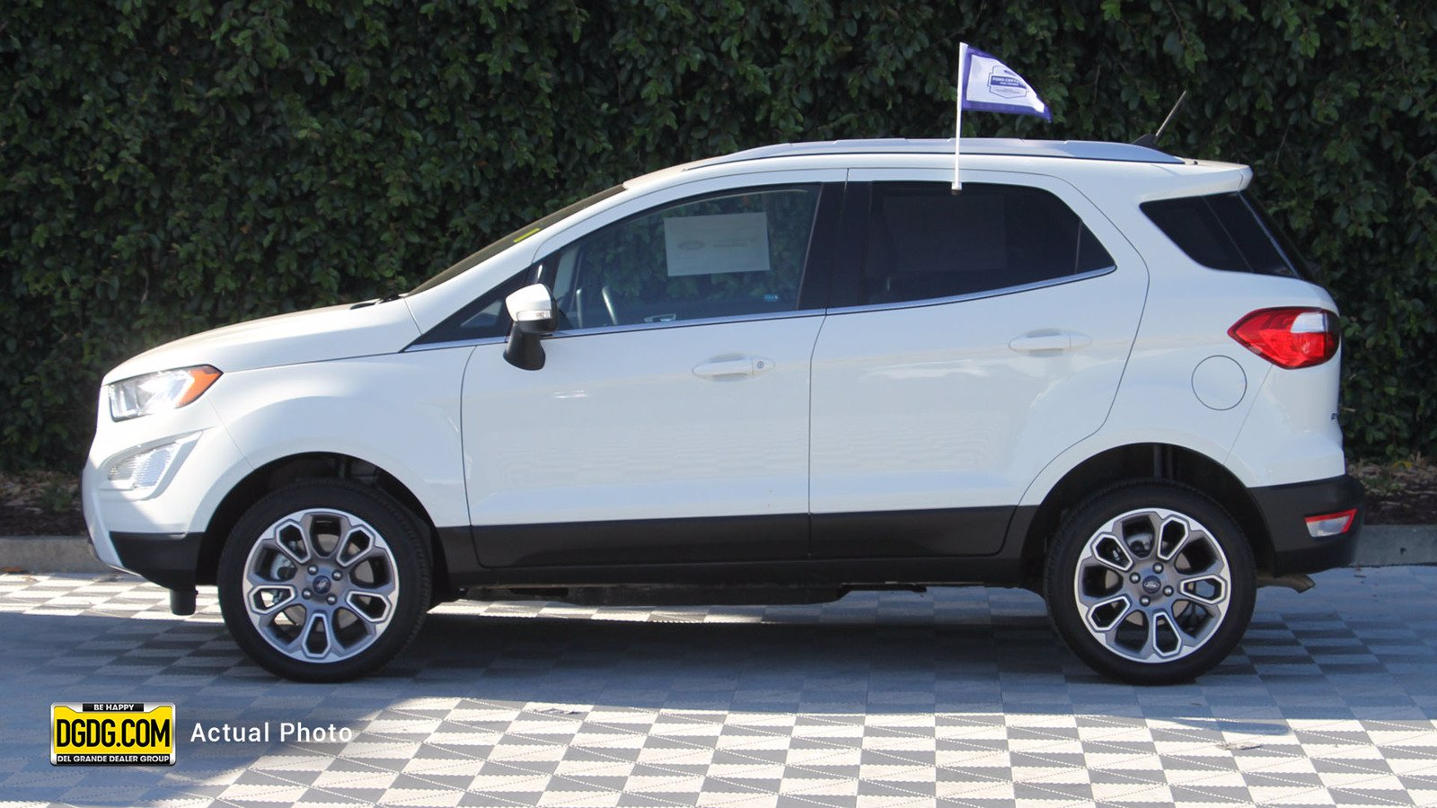 Certified Pre-Owned 2019 Ford EcoSport Titanium