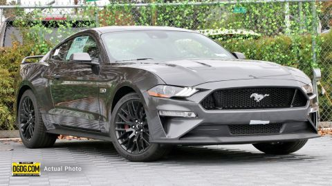 2019 Ford Mustang GT Premium With Navigation