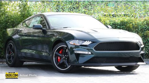 2019 Ford Mustang Bullitt With Navigation