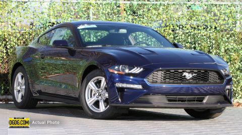 2019 Ford Mustang EcoBoost RWD 2D Coupe