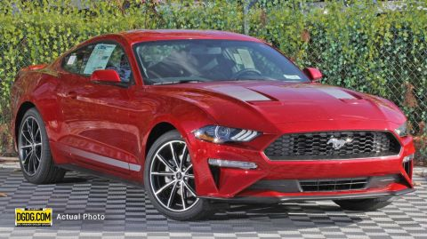 2020 Ford Mustang EcoBoost With Navigation