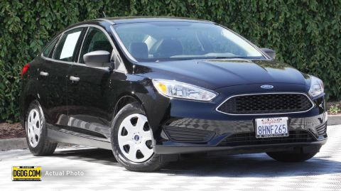 2018 Ford Focus S FWD 4dr Car
