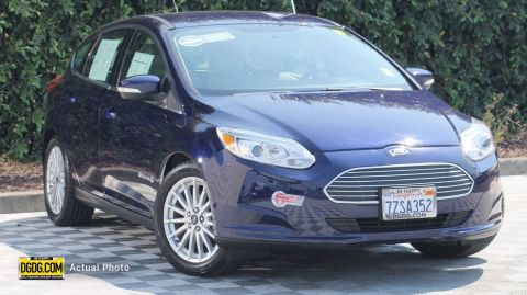 Certified Pre-Owned 2017 Ford Focus Electric