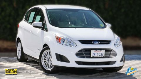 Certified Pre-Owned 2015 Ford C-Max Hybrid SE