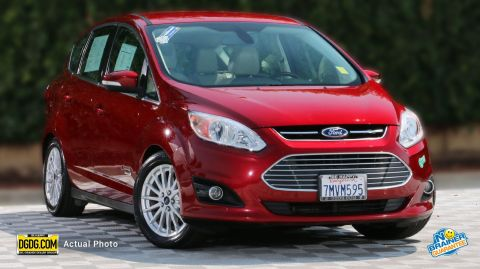 Certified Pre-Owned 2015 Ford C-Max Energi SEL
