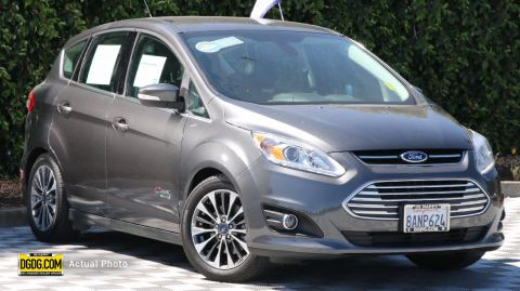 Certified Pre-Owned 2017 Ford C-Max Energi Titanium