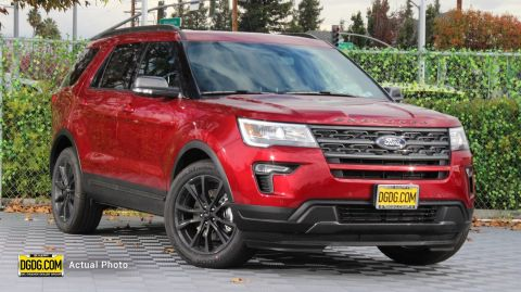 2019 Ford Explorer XLT With Navigation