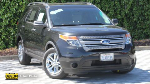 Certified Pre-Owned 2015 Ford Explorer Base
